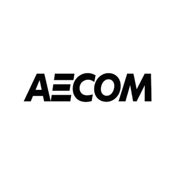 Aecom logo Dark