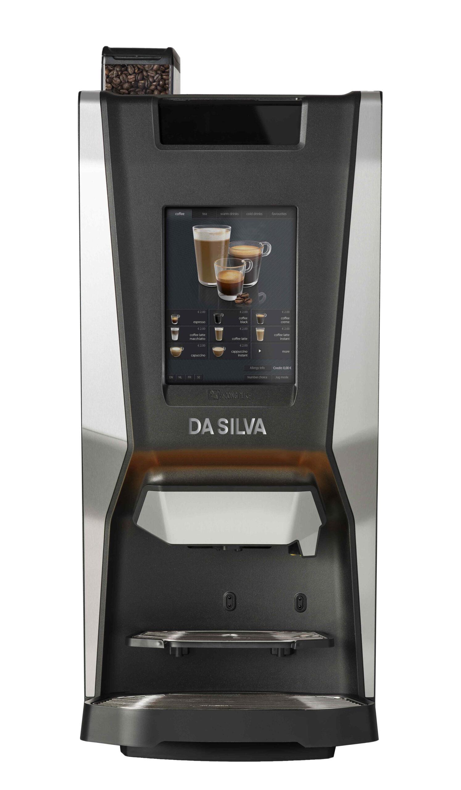 Da Silva DS-4 koffiemachine