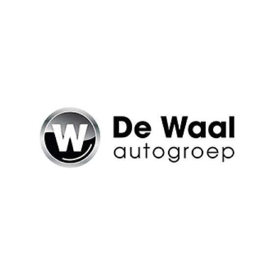 De Waal autogroep logo Dark