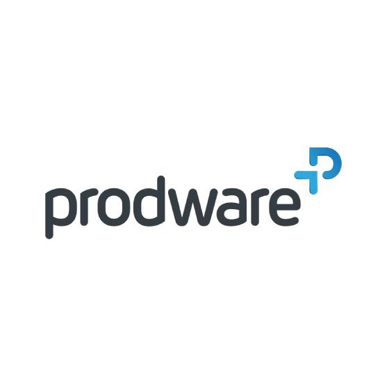 Prodware logo Dark